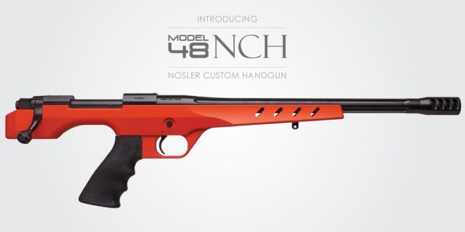 Nosler Introduces the M48 NCH Bolt-Action Handgun (5)