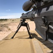 Quiet Professional Defense: Precision Long Rifle 1