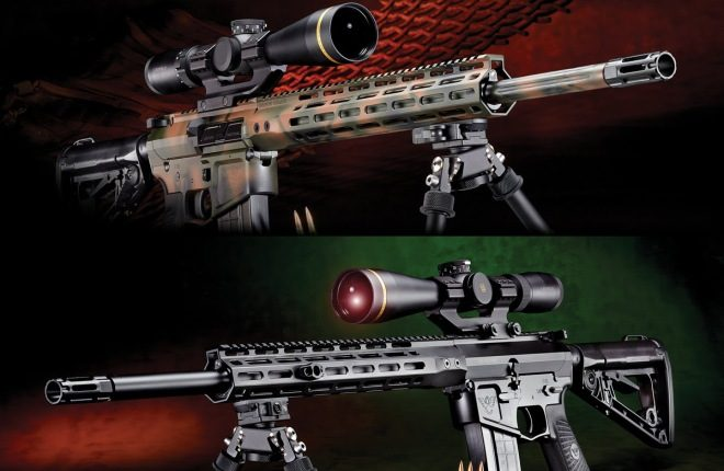 Wilson Combat Recon Tactical and Super Sniper Rifles Chambered in .224 Valkyrie (3)