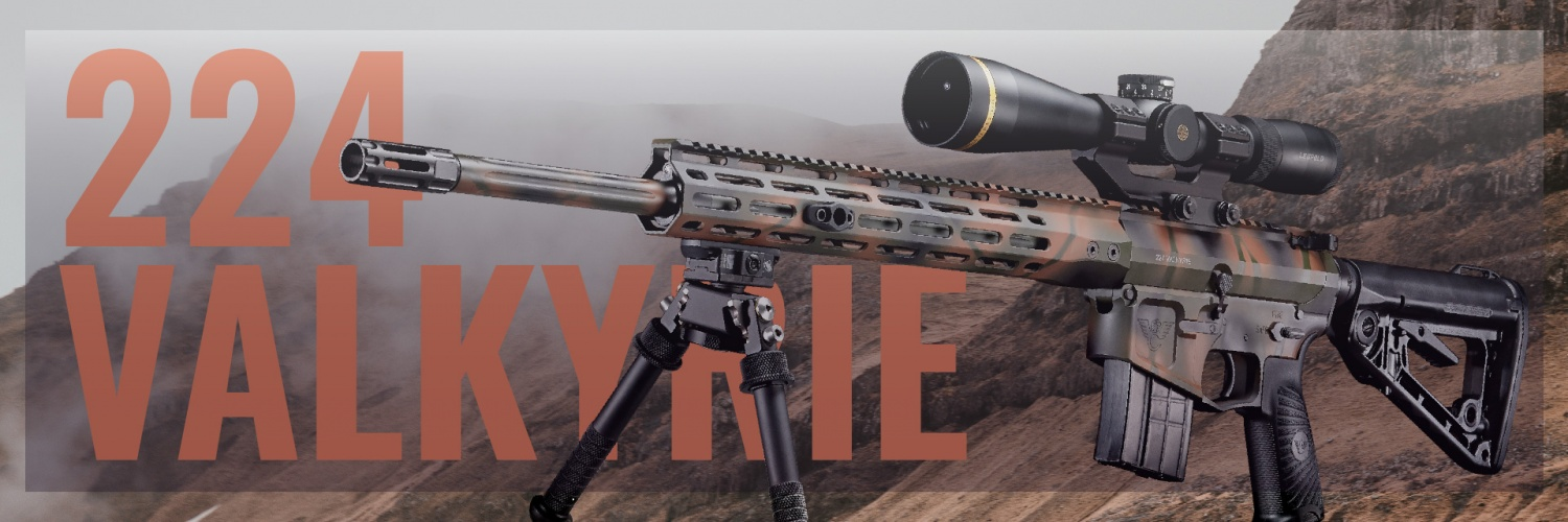 Wilson Combat Recon Tactical and Super Sniper Rifles Chambered in .224 Valkyrie (4)