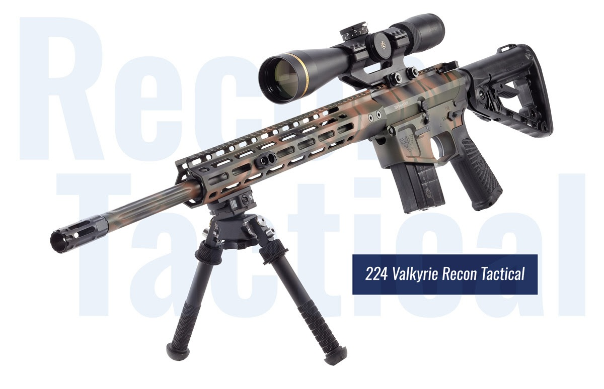 Wilson Combat Recon Tactical and Super Sniper Rifles Chambered in .224 Valkyrie (5) 1