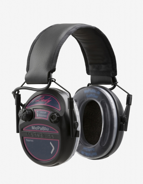 MePaBlu's Line of Female-Specific Hearing Protection