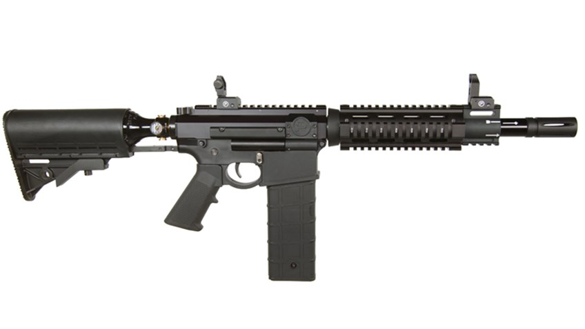 U S Army Buys Pepperball Guns For Non Lethal Protection