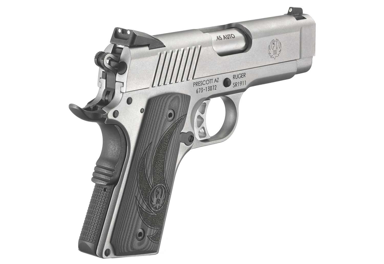 NEW Freedom Piece: Ruger SR1911 Officer-Style  45 AutoThe