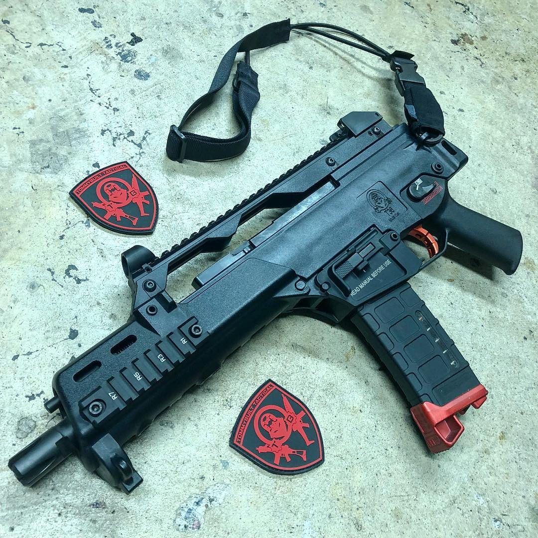 Tom Bostic's US Made T36 (HK G36) Receiver -The Firearm Blog