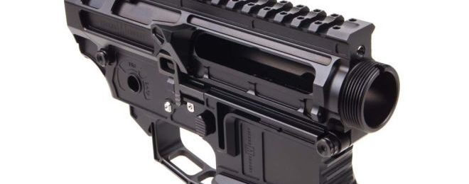 Ascend Armory Lightweight Matched AR-15 Receiver Set (4)