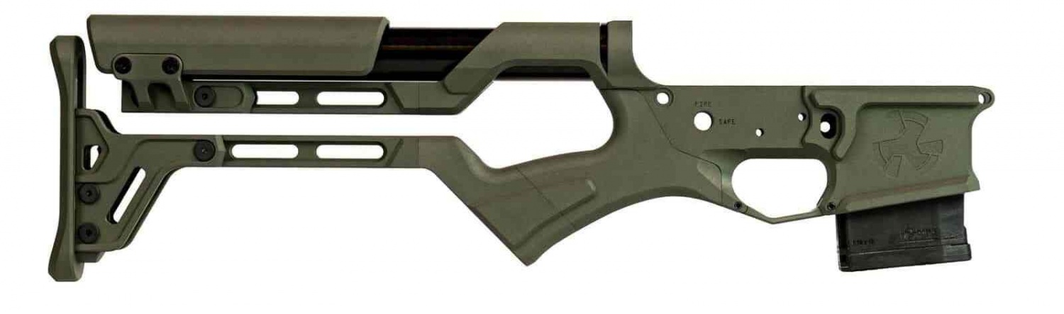 Cobalt Kinetics 50 State Legal Forged Upper Conversion Kit Lower Receiver (2)