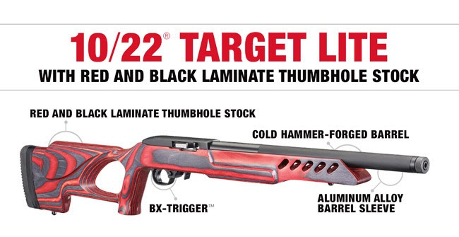 New Radical Rimfire Ruger 10 22 Target Lite 22 Long Riflethe Firearm Blog