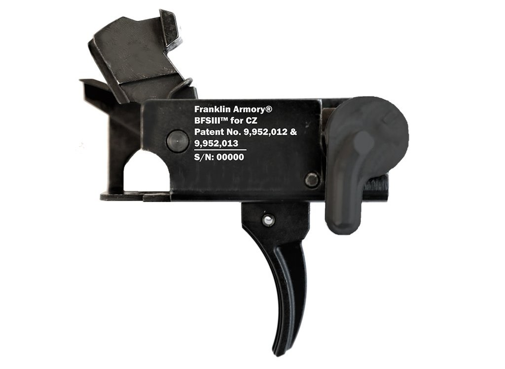 Franklin Armory CZ Scorpion Evo 3 BINARY Trigger Now Available for Preorder (1)