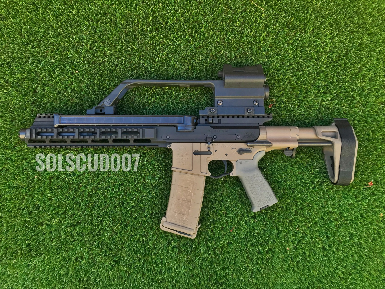 Germans and Israelis Working In Harmony - G36 Tavor