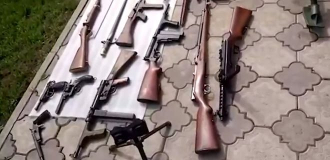 Large Cache of Rare Historical Firearms Seized in Russia (3)