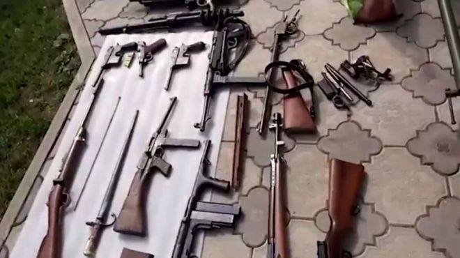 Large Cache of Rare Historical Firearms Seized in Russia (4)