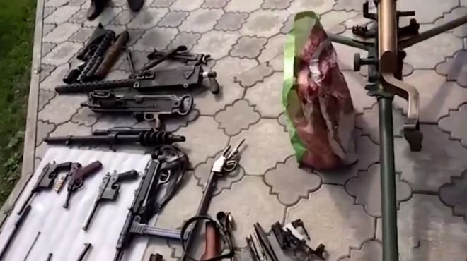 Large Cache of Rare Historical Firearms Seized in Russia (5)