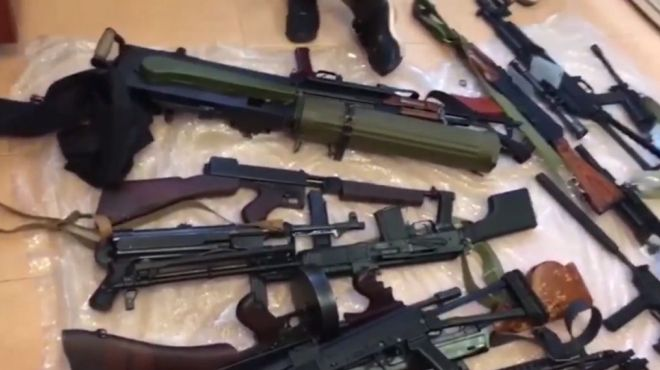 Large Cache of Rare Historical Firearms Seized in Russia (9)