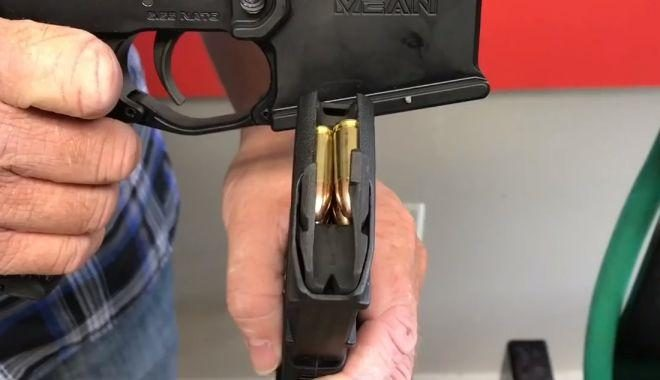 Mean Arms Endomag 9mm Conversion For 556223 Pmags The Firearm Blog