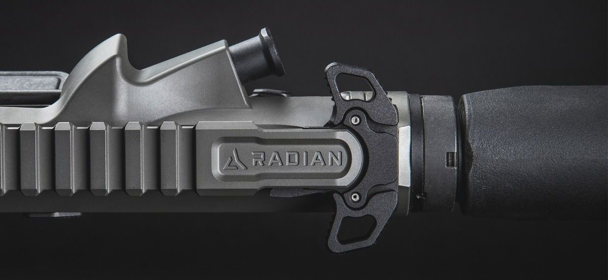 New Raptor-SL AR-15 Charging Handle by Radian Weapons (1)