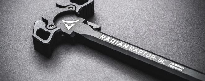 New Raptor-SL AR-15 Charging Handle by Radian Weapons (2)