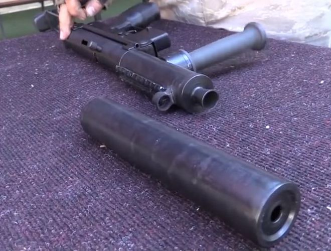 OPLOT SMG Made in the Self-Proclaimed Donetsk People's Republic (1)