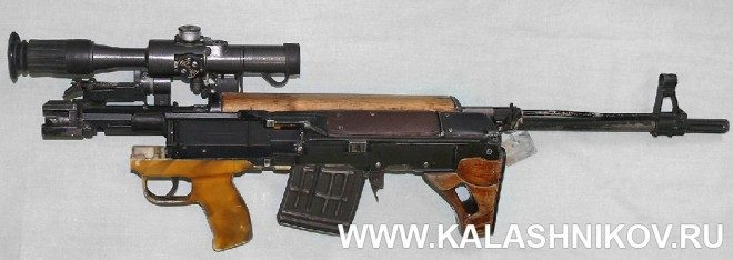 Soviet Experimental 6mm Sniper Rifle (TKB-0145S) (2)