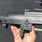 Tom Bostic's US Made T36 (HK G36) Receiver
