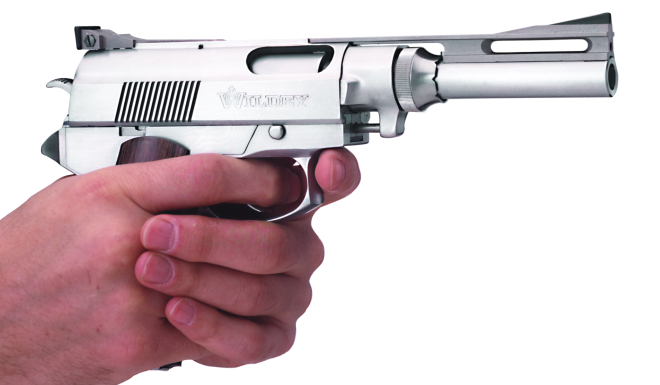 Wildey Survivor Pistol in .44 Auto Mag Now Available For Preorder (1)
