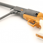 Noble Empire Launches Non-Firing 3D Printed Firearm Replicas