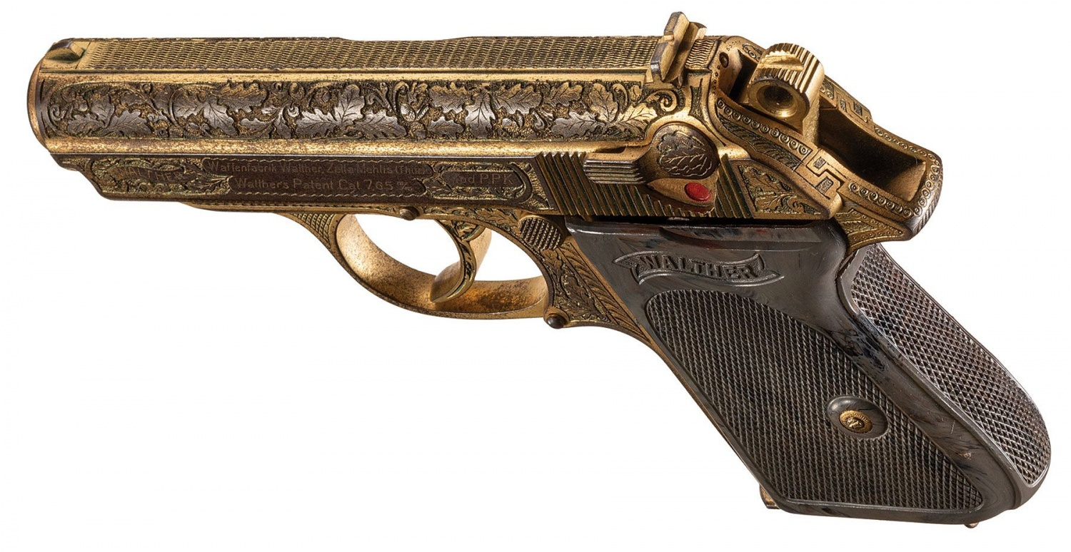 10 Rare and Unusual Firearms Seen in the Rock Island September 2018 Premiere Firearms Auction Catalog (9)