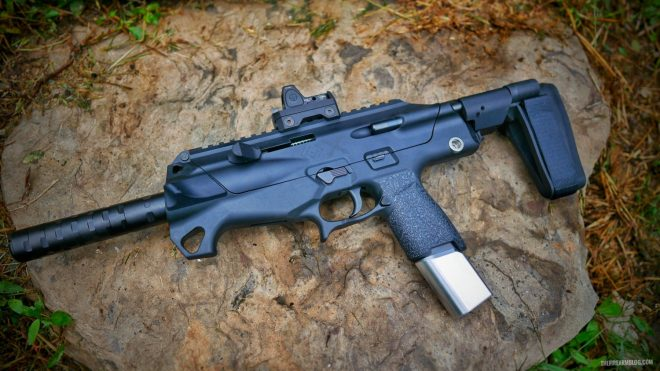 TFB REVIEW: Fire Control Unit X01 PDW - The Future Of Small
