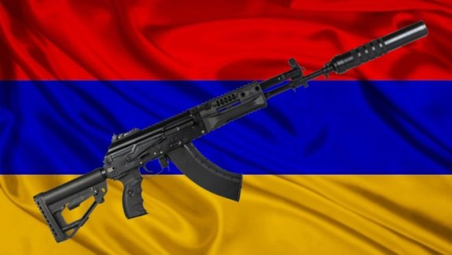 Armenia to Start Licensed Manufacturing of AK-12 and AK-15 Rifles (660)