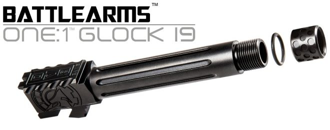 Battle Arms Development ONE1 Glock 19 Barrels (1)