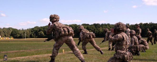 Army Operation Shooting Competition 2018