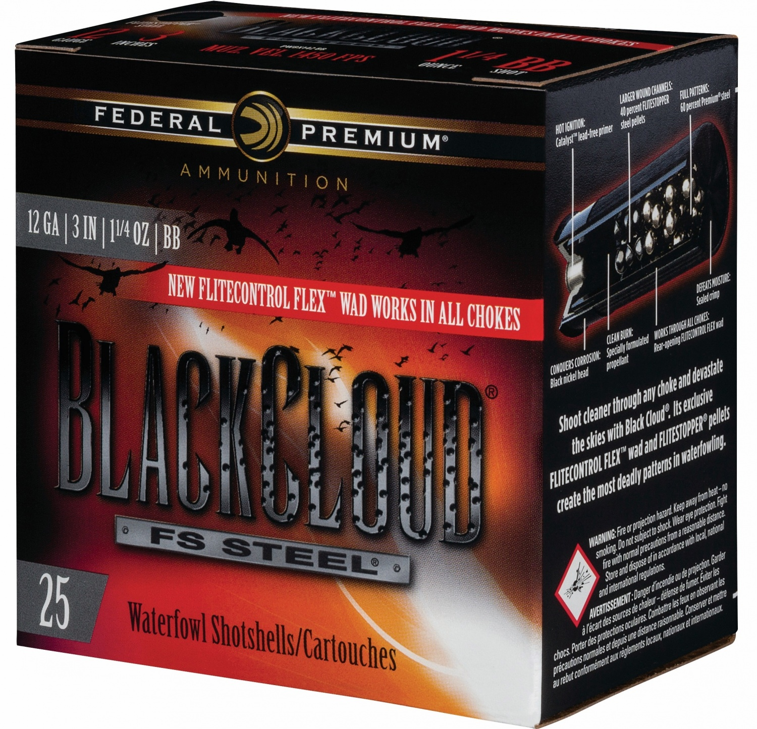 Blackcloud FS Steel