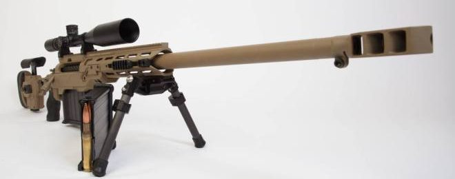 Canadian PGW Defence to Export .50 Caliber Rifles to Ukraine 660