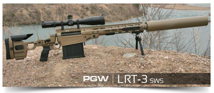 Canadian PGW Defence to Export .50 Caliber Rifles to Ukraine