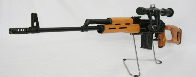 Century Arms to Resume Importing the Romanian PSL Rifles (1)
