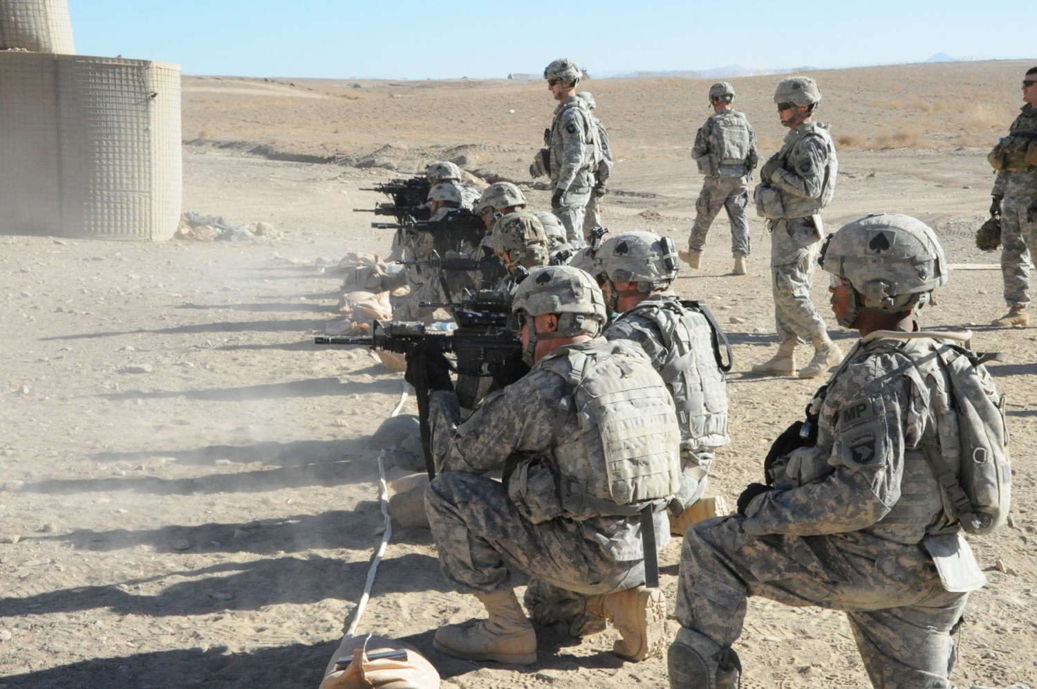 By The U.S. Army (Stress shoot) [CC BY 2.0 (https://creativecommons.org/licenses/by/2.0) or Public domain], via Wikimedia Commons