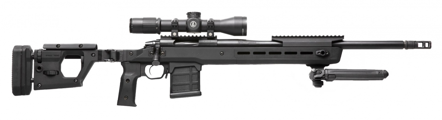 Magpul PRO 700 Bolt Action Rifle Chassis Now Shipping (1)
