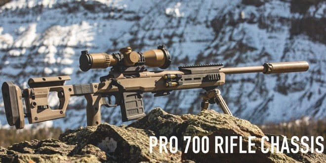 Magpul PRO 700 Bolt Action Rifle Chassis Now Shipping (2)