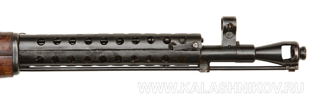 SKS-31 The 7.62x54mmR Predecessor of the 7.62x39mm SKS (1)