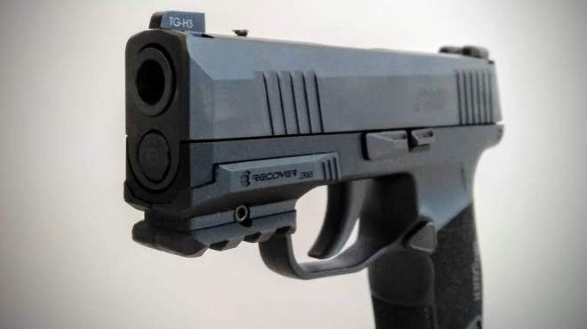 Six NEW Recover Tactical Pistol Rails Now Available for Preorder (112)