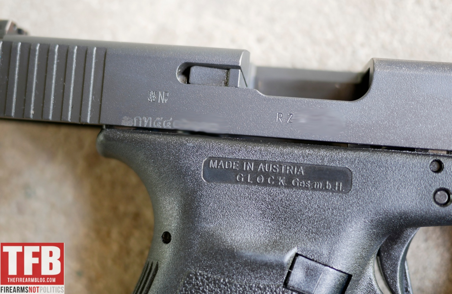 A Guide to Thai Import/Serial Number Markings -The Firearm Blog