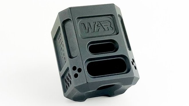 Weapons Armament Research A-10 War Comp 9mm Glock Compensator (2)