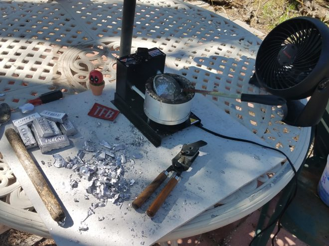 Bullet Casting for Beginners, Part 3: IT'S ALIVE!! -The