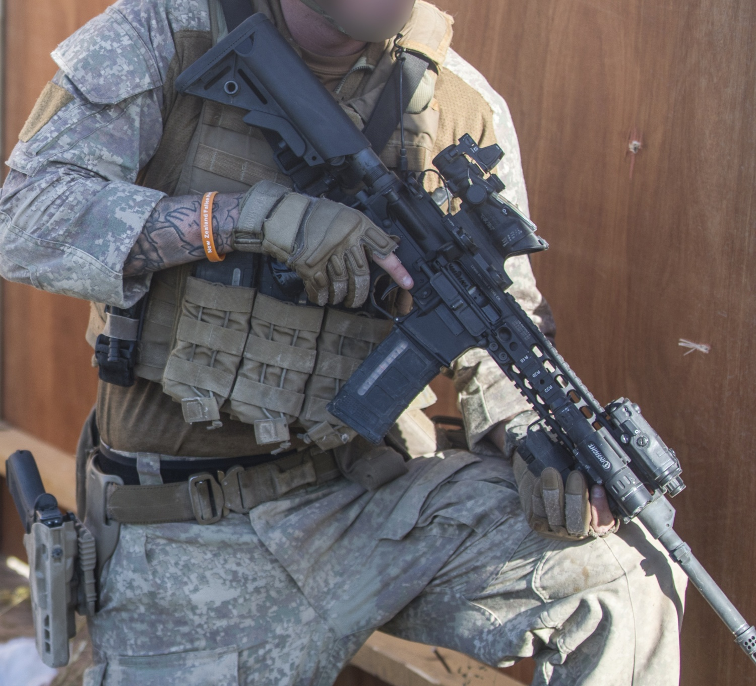 LMT Warranties Components with New Zealand Defense Forces