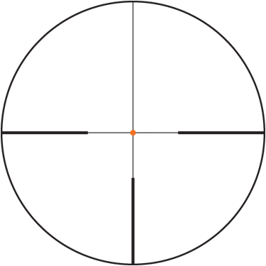 4A-IF reticle
