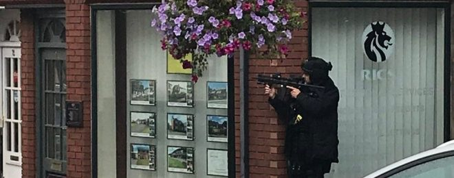 West Mercia Armed police
