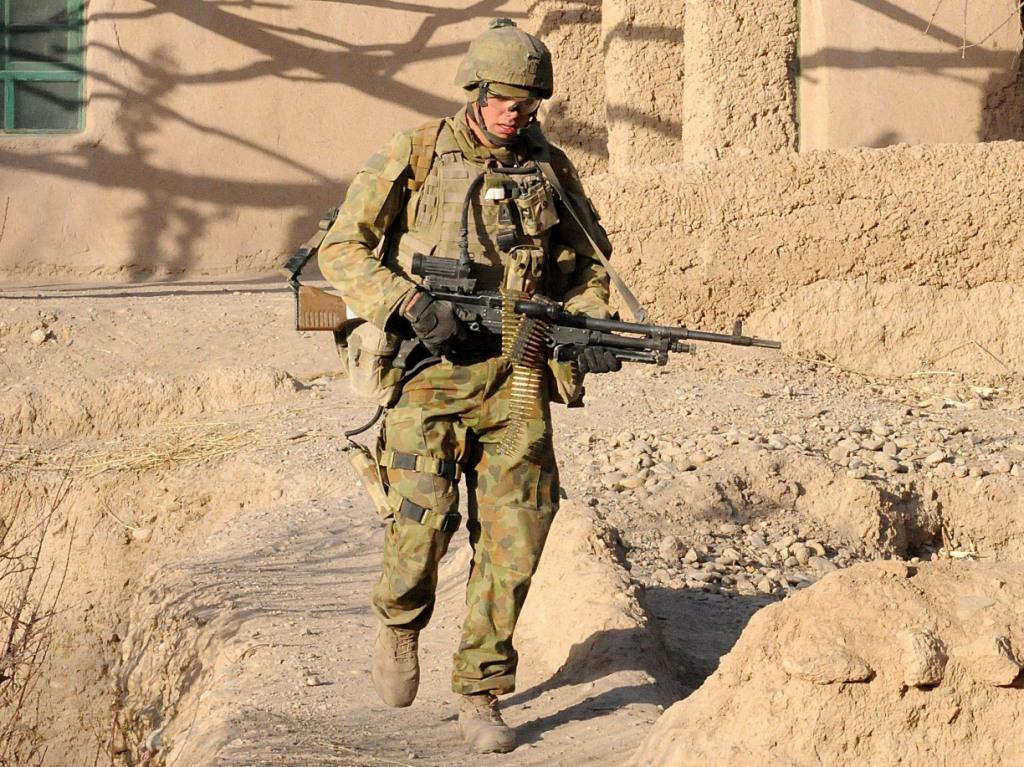 Australian Government Approves the LAND 125 Phase 4 Integrated Soldier Systems Project (1)