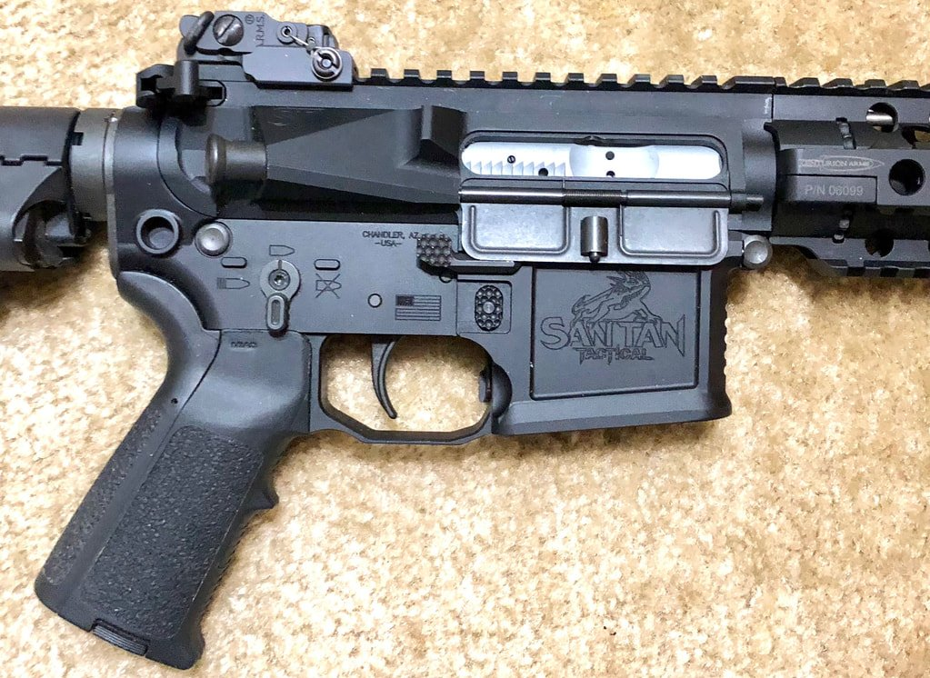 Chris Bartocci Combat Reliable AR-15 Build (3)