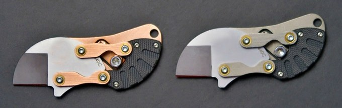 Crowdfunding Project Fulcrum Knives Eclipse Morphing EDC Knife (9)