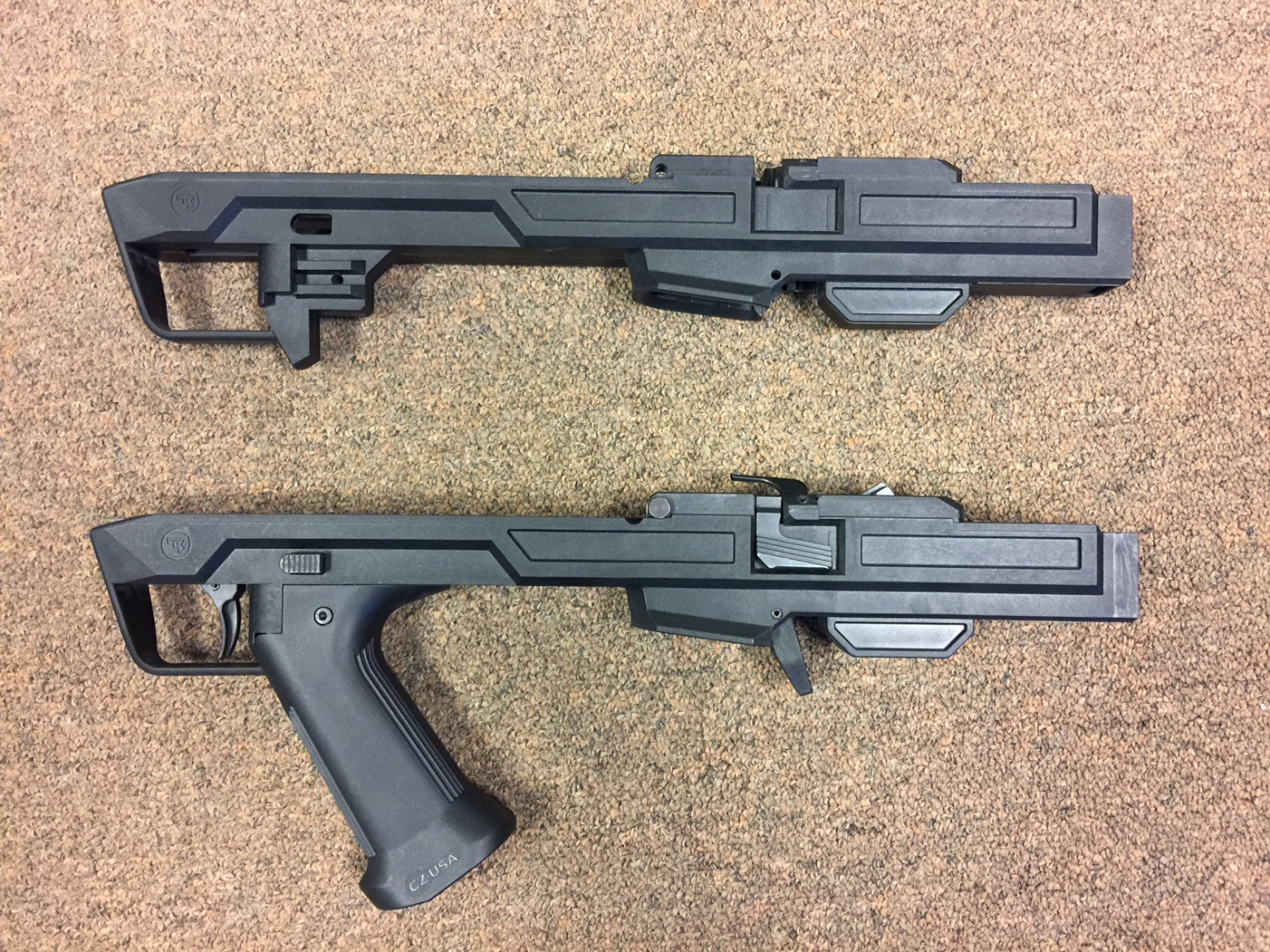 bullpup scorpion chassis